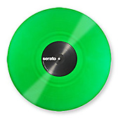 SeratoPaire Vinyl Green