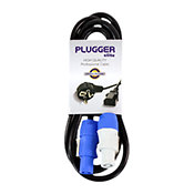 PluggerCâble d'alimentation Powercon Mâle - Male 1.8m Elite