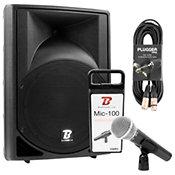 BoomTone DJMS12A MP3 + MIC100