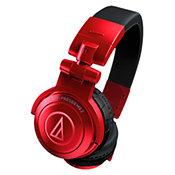 Audio TechnicaATH-PRO500 MK2 RED