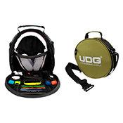 UDGU 9950 GR Ultimate DIGI Headphone Bag Green