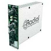 RadialTank Driver