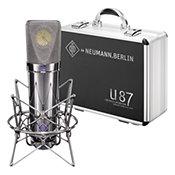 NeumannU87 Rhodium Edition Set
