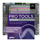 AVID Pro Tools HD Renouvellement