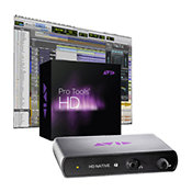 AVIDPro Tools HD Native Thunderbolt + Logiciel Pro Tools Ultimate