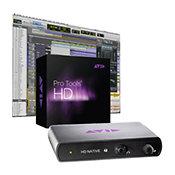 AVIDUpgrade Pro Tools HD Native Thunderbolt + Logiciel Pro Tools HD