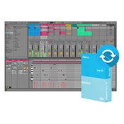 Ableton Upgrade Live 10 Intro vers Live 10