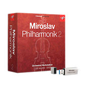 IK MultimédiaMiroslav Philharmonik 2 UPGRADE