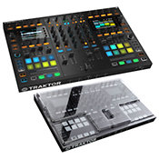 Native Instruments Kontrol S8 + Decksaver DS Kontrol S8
