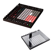 AbletonPush 2 + Decksaver Push 2