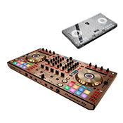 Pioneer DJ DDJ SX 2 N + Decksaver DS DDJ SX2/RX