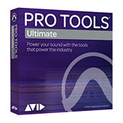AVIDPro Tools Ultimate - Abonnement annuel
