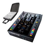 Native InstrumentsKontrol Z2 + CTRL Case Battle Mixer