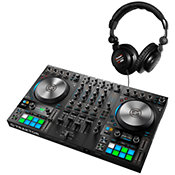 Native InstrumentsPack Kontrol S4 MK3 + casque