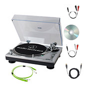 Audio TechnicaAT-LP120-USB + Câble Oyaide 3m