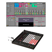 AbletonPush 2  + Upgrade Suite 10 ESD