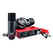 FocusriteScarlett Studio Pack G3