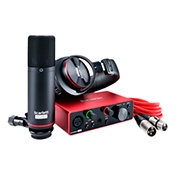 FocusriteScarlett Solo Studio Pack G3