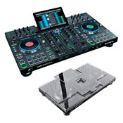 Denon DJPrime 4 DS Pack