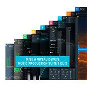IzotopeMusic Production Suite 3 upgrade depuis MPS 1 ou 2