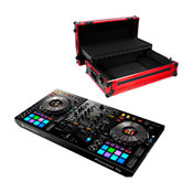 Pioneer DJDDJ 800 + Flight Elite