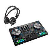 Native InstrumentsTraktor Kontrol S3 + HD25 Pack