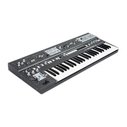 UDO AudioSuper 6 Keyboard Black