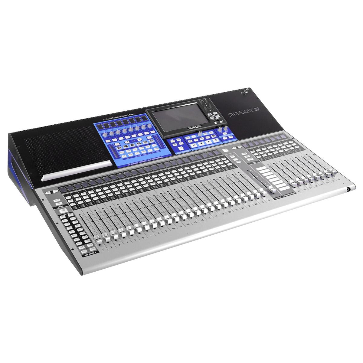 StudioLive 32 Series III