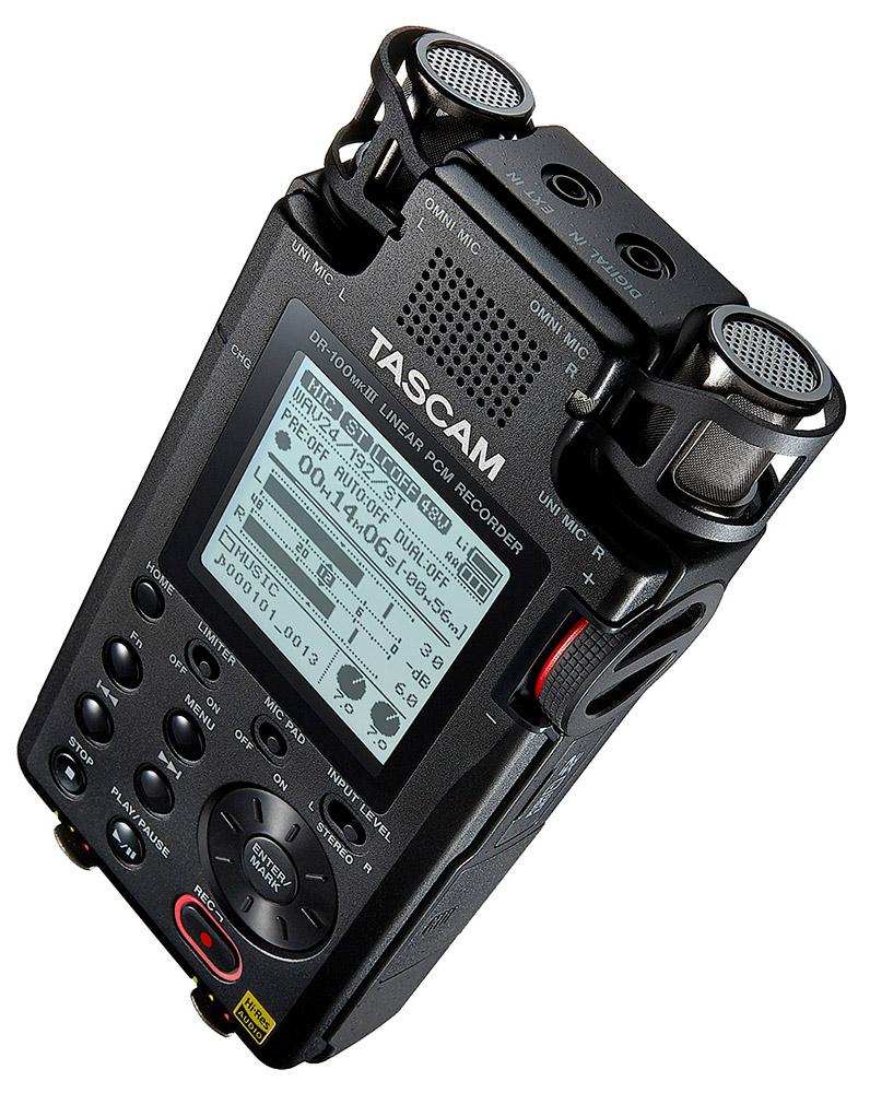 DR-100 MK3