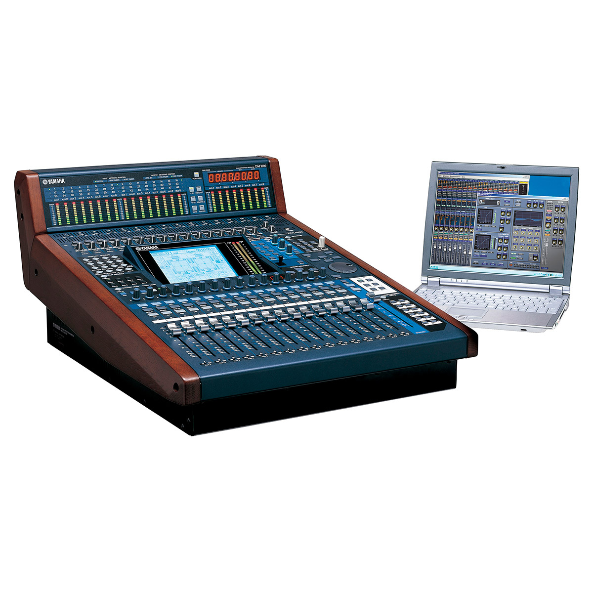 Dm1000vcm console de mixage num rique yamaha univers sons - Table de mixage numerique yamaha ...