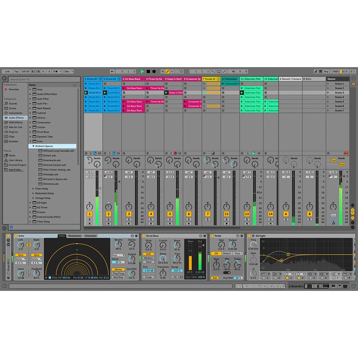 Ableton Live 10 Sound Packs